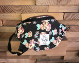 Huh Fanny Pack - Floral