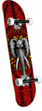 Powell 8.25 Vallely Elephant Red Complete