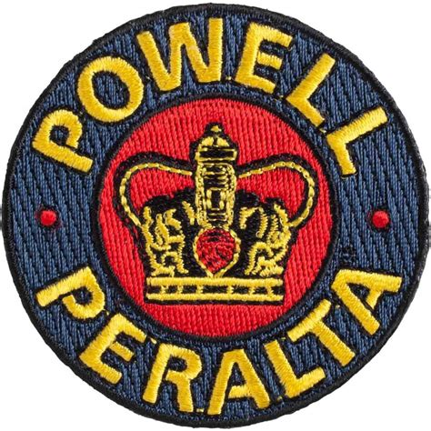 Powell Supreme Patch