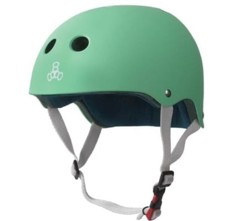 Triple 8 Certified Sweatsaver Helmet - Mint Rubber
