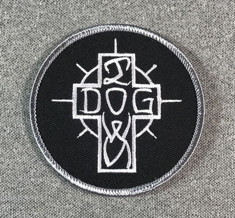 Dogtown Cross Patch