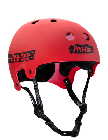 Pro-Tec Old School Skate Matte Red