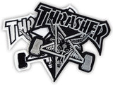Thasher Skate Goat Patch