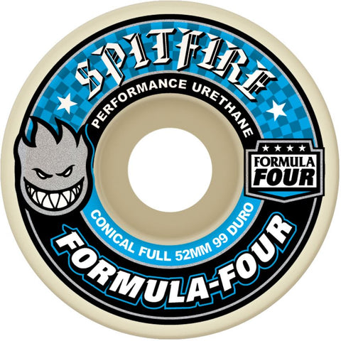 Spitfire F4 Conical Full Wheels 99d