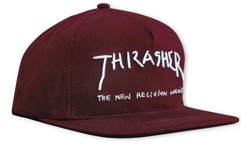 Thrasher New Religion Snapback