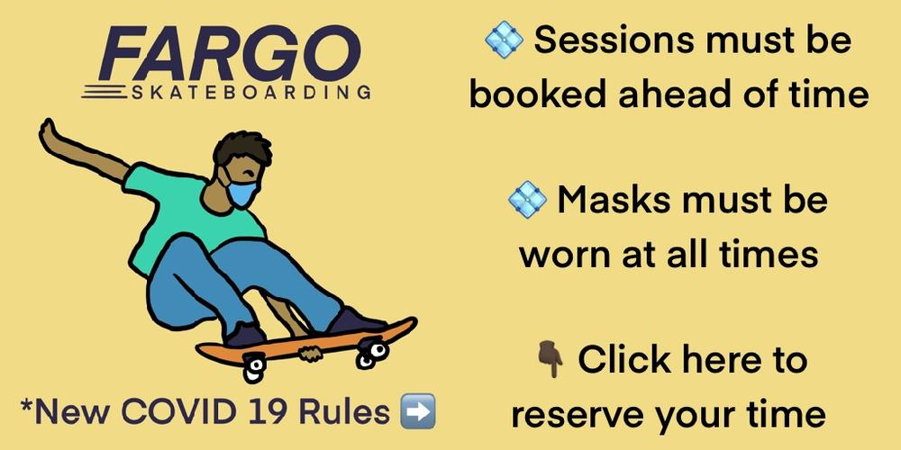 Illinois Summer Skateboard Beginners skateboard class offered by fargo