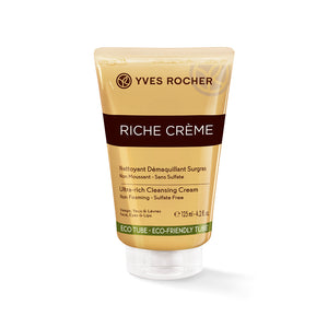 Yves Rocher - Ultra-rich Cleansing Cream - Face Care