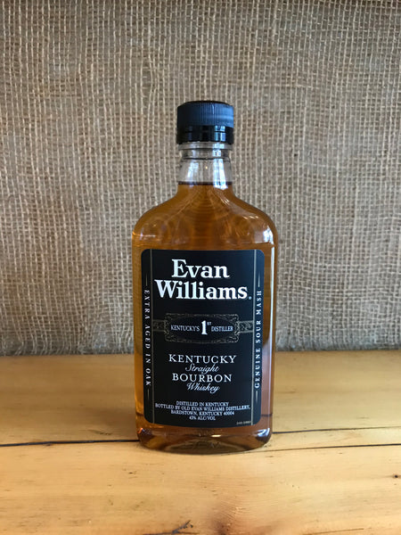 Evan Williams Black Label 375