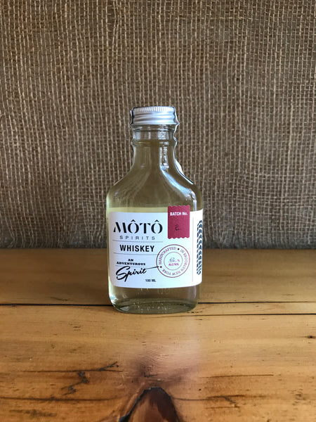MOTO Traditional Rice Whiskey