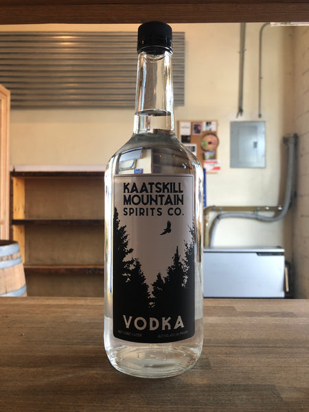 Kaatskill Mountain Spirits Co. Vodka