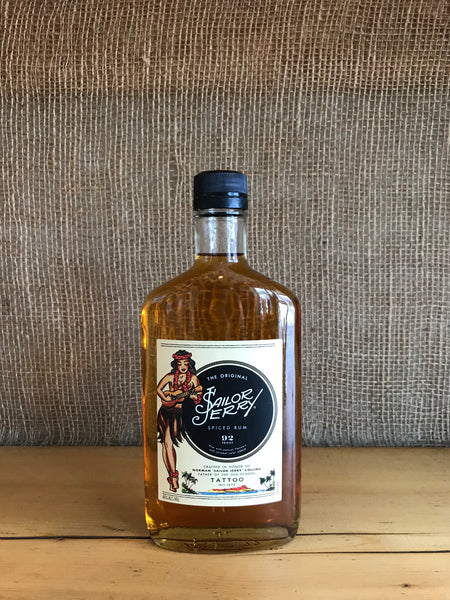Sailor Jerry Spiced Rum 375