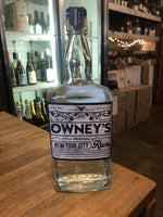 Owney's White Rum (Local)