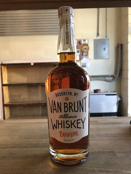 Van Brunt Bourbon Whiskey