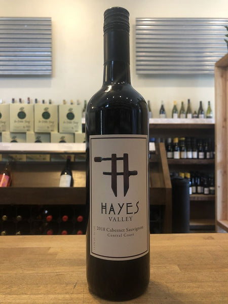 Hayes Valley California Cabernet Sauvignon +