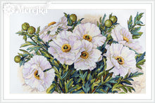 Load image into Gallery viewer, White Flowers