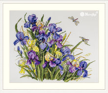 Load image into Gallery viewer, Irises