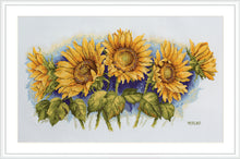 Load image into Gallery viewer, Bright Sunflowers