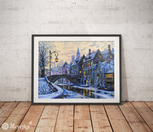Load image into Gallery viewer, Winter Evening