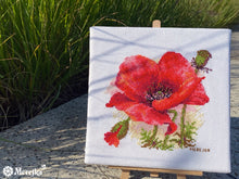 Load image into Gallery viewer, Red Poppy