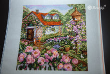 Load image into Gallery viewer, House in Roses