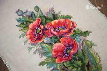 Load image into Gallery viewer, Vintage Poppies