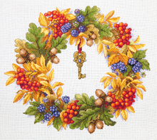 Load image into Gallery viewer, Autumn Wreath