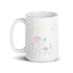 Kid's Art to Mug