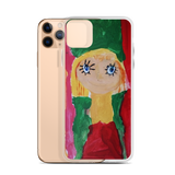 Kid's Art to Iphone Case