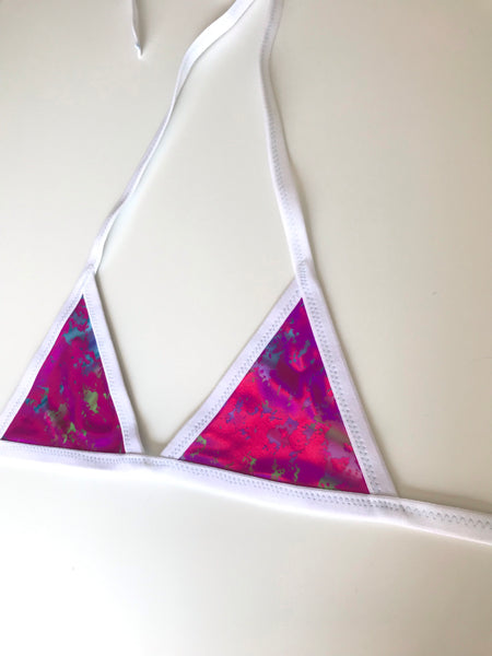 Foil Triangle Top