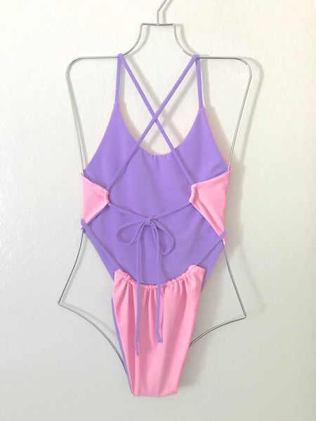 Pink/Purple Mila Bodysuit