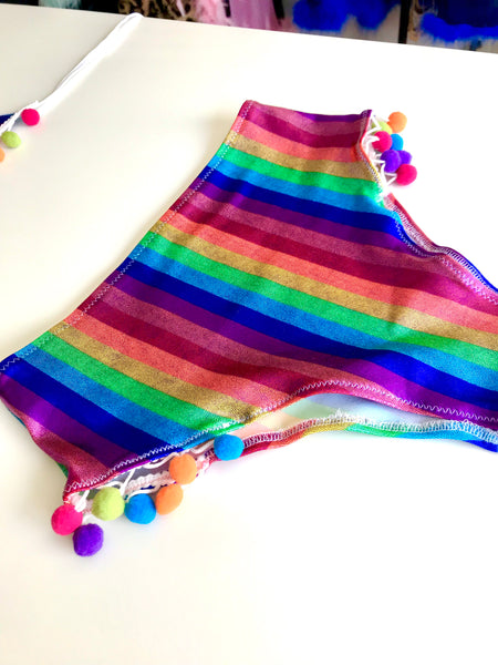 Over the rainbow bottoms