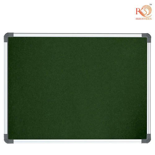 Fabric Notice Board 1.5ftx1ft Green