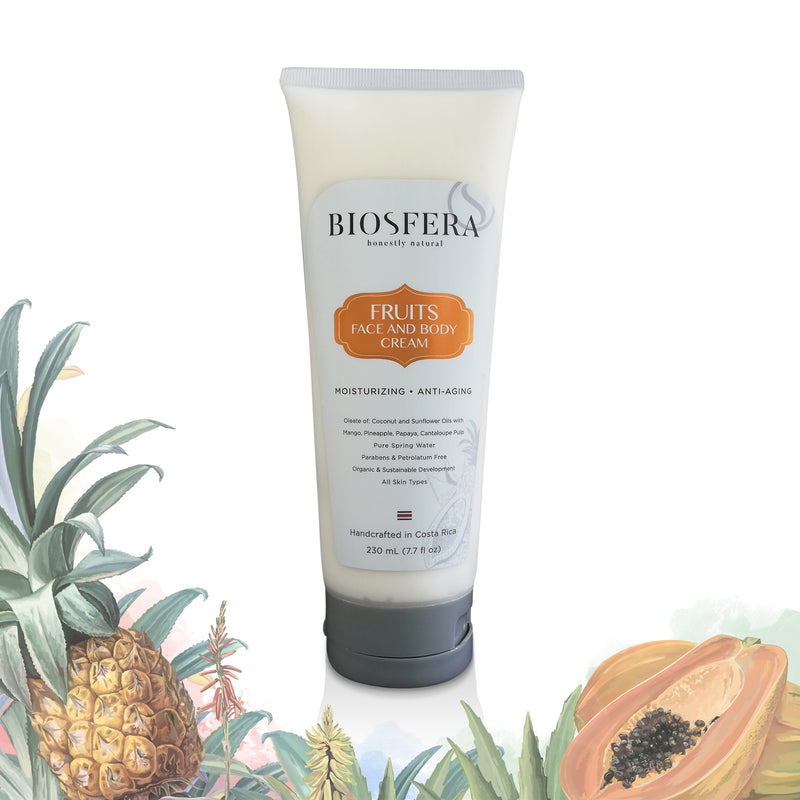 Tropical Fruits Face & Body Cream