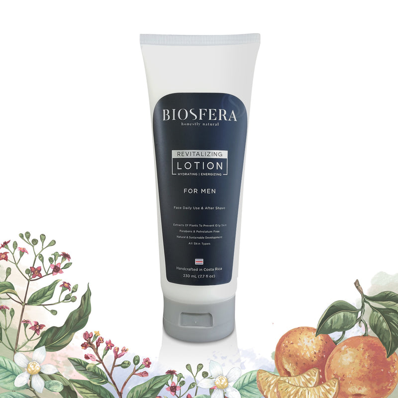 Revitalizing Lotion For Men