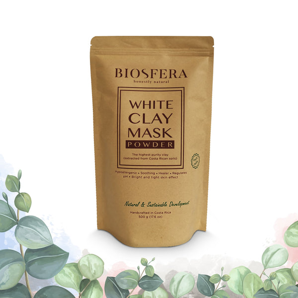 White Clay Mask Powder