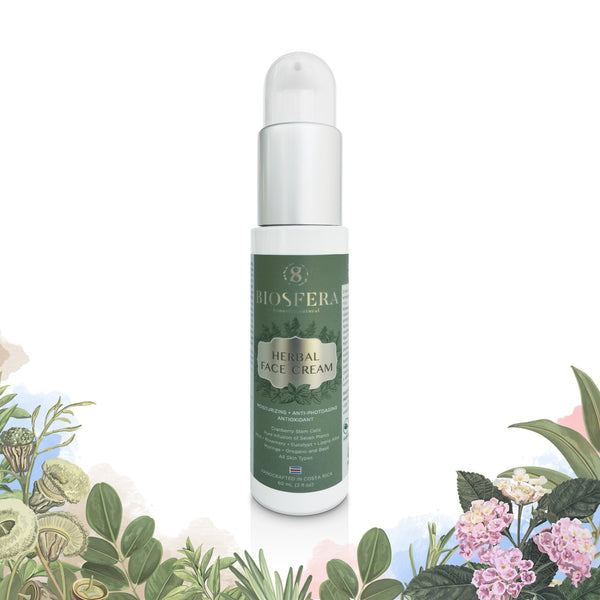 Loción Herbal Facial
