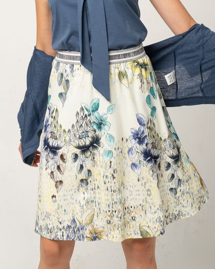 Art Flower Skirt Alma & Lovis