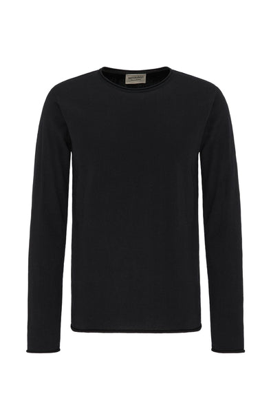 Light KnitCrew Neck recolution