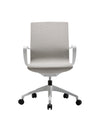 Memphis Task Chair - White Frame, Thick Mesh