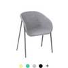 DeVorm LJ 1 Chair - with seat pad option
