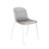 DeVorm LJ 2 Chair - Grey (with Seat Pad)