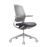Home Office Package 2: Elevation Sit-stand Desk & Fursys Flight Task Chair