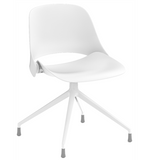 Humanscale Trea Star Base Visitor Chair on Glide