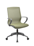 Memphis Task Chair - Grey Frame, Thin Mesh