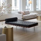 Knoll Barcelona Day Bed - Black