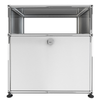 USM Haller Side Table - White
