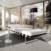 Knoll Barcelona® Day Bed - White