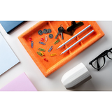 VanKUSH Accessory Tray - Orange