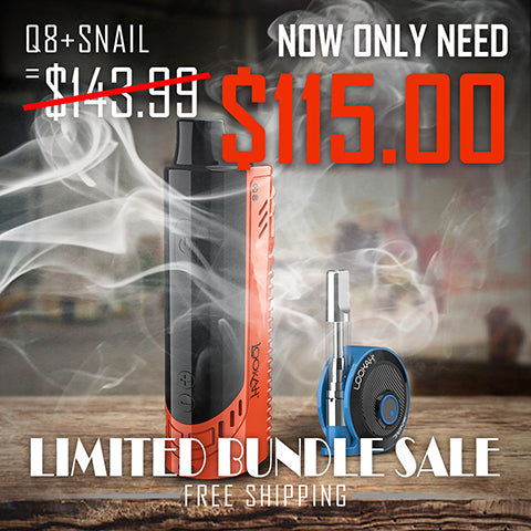 Limited Bundle Sale-Q8+SNAIL - LOOKAHGLASS