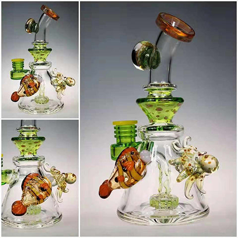 TATTOO Glass C13 - LOOKAHGLASS